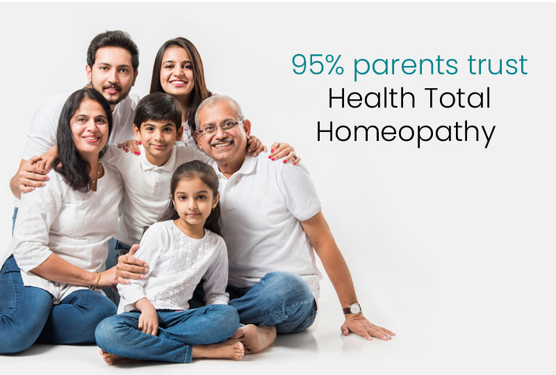 95% Parents Trust Homeopathy Plan
