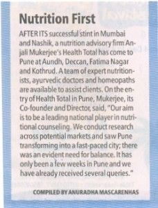 04-Dec-13_Indian-Express_Pg-05_Health-Total-forays-in-Pune1-228x300