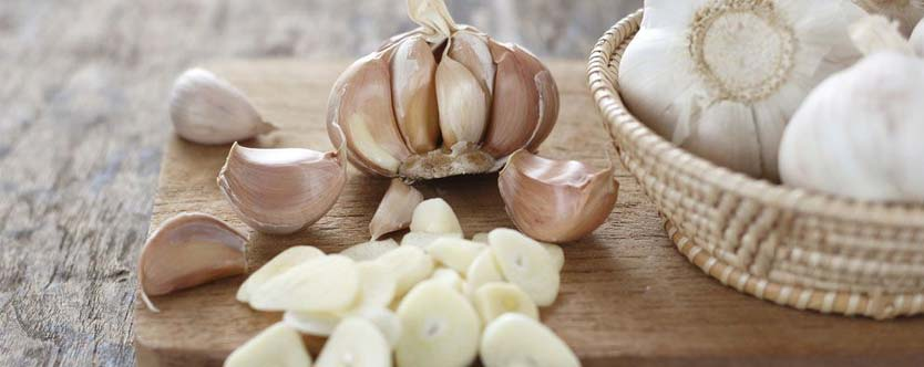 Garlic For Healthy Weight Loss