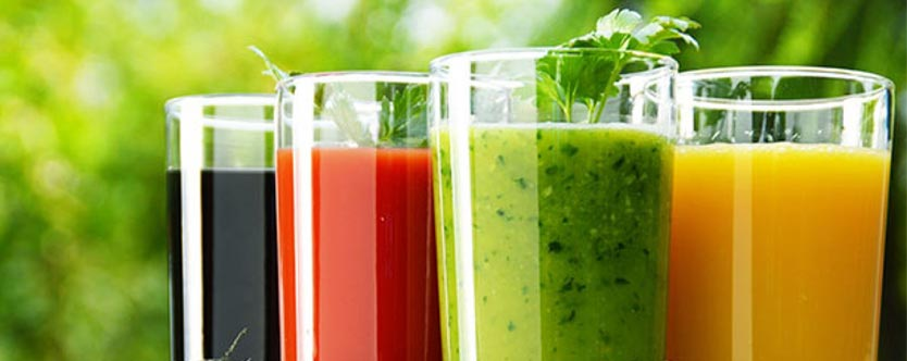 Juices that detoxify your body to lose weight