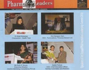 Pharma Leaders Award 2010