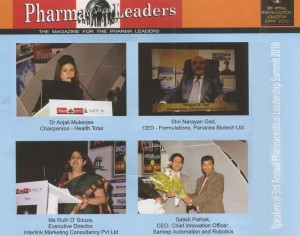 Pharma Leaders Award 2010