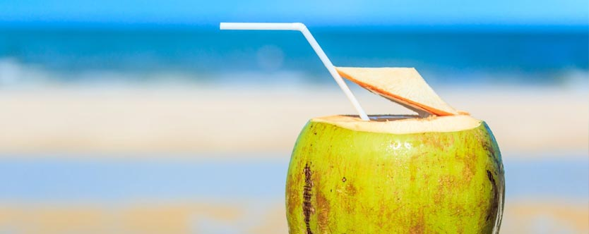 5 Weight Loss And Health Benefits Of Coconut Water