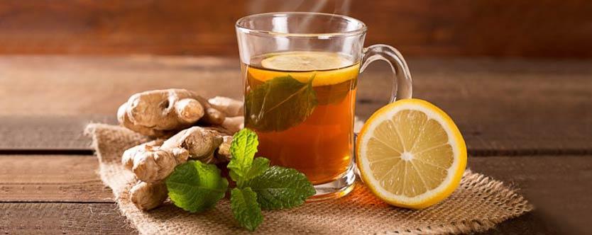 Anti-Flatulence Tea For Acidity