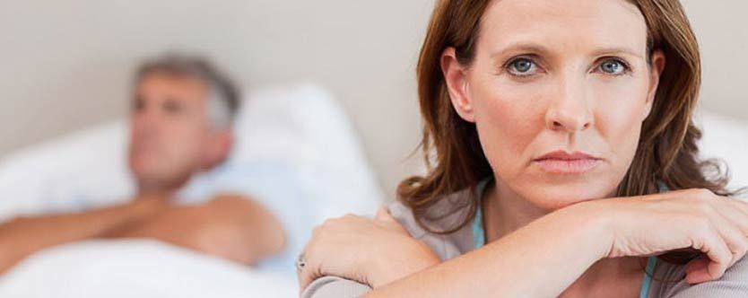Menopause-complications