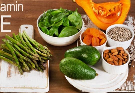 Vitamin-E-and-Vegetables