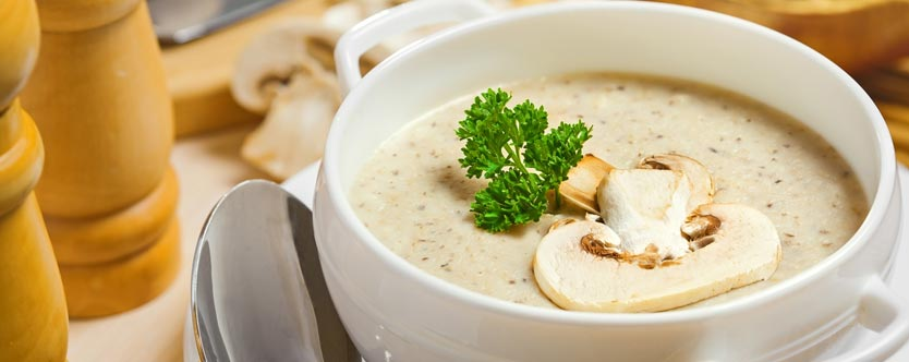 Boost Immunity With Mushrooms