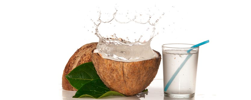 Weight Loss Through Coconut Water