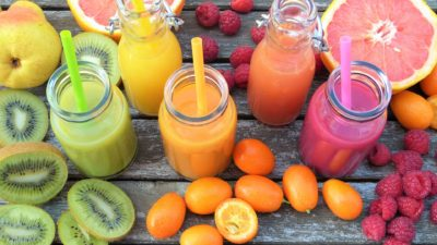 drink juices to detox your body