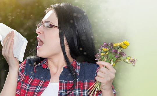 eople who can get affected with allergic rhinitis
