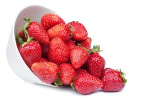 what fruits are good for diabetic - strawberries