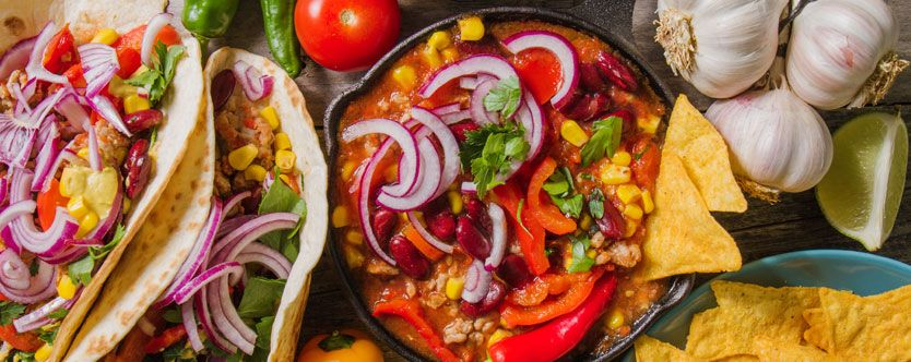 Mexican-spicy-food