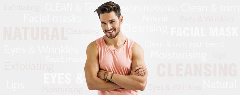 7 Natural Skincare Tips for Men