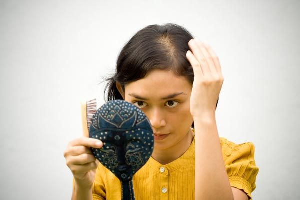 Homeopathy Plan for Hair Thinning