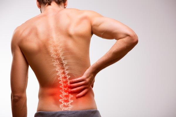 Reduces Backache