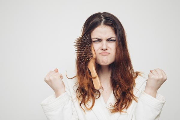 Trichotillomania (Pulling and Breaking One's Own Hair)