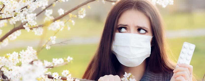 7 Common Types of Allergies
