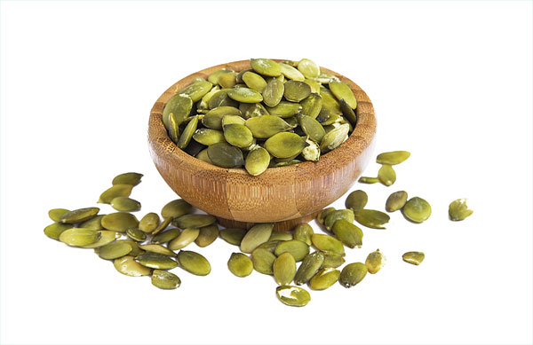 how to control BP in pregnancy - eat pumpkin seeds