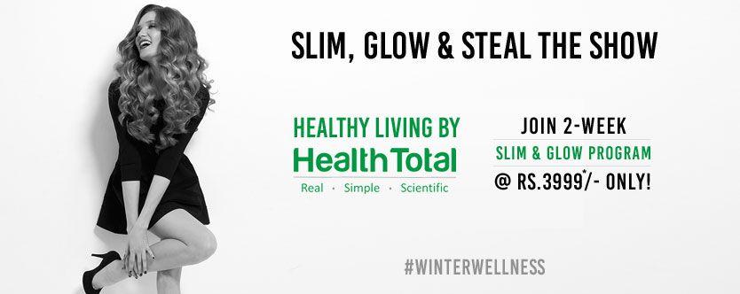 Slim & Glow Weight Loss Plan