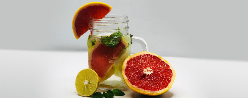 Quick weight loss detox water recipe – Cucumber Mint