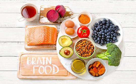 nutritional tips to boost your child's brain during exam