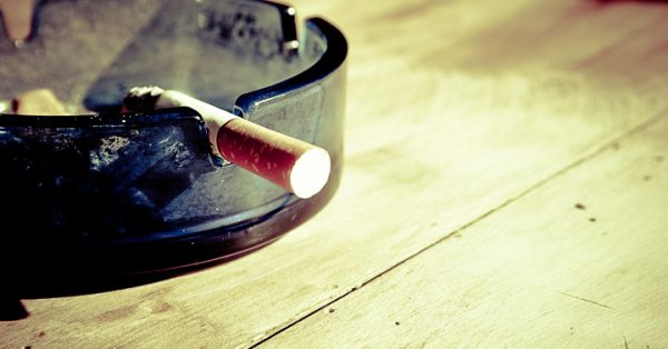 cigarette is bad for acidity