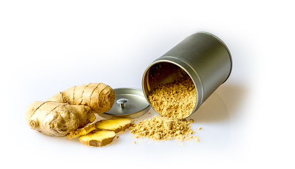 Ginger is an effective home remedy for acidity