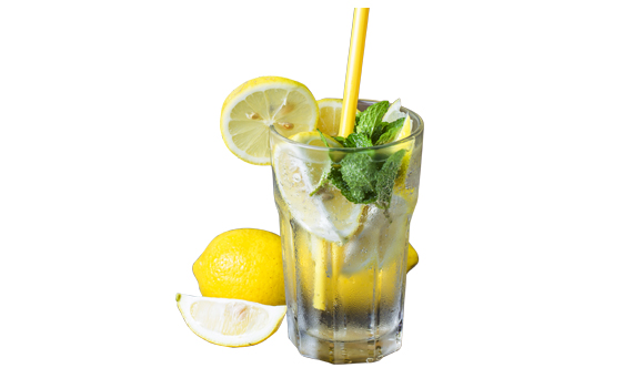 mint is good cure for acidity