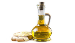 Sesame oil helps to lower cholesterol level