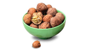 Walnuts are rich in Omega-3 fatty acids