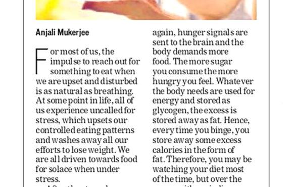 Binge-eating? No more!