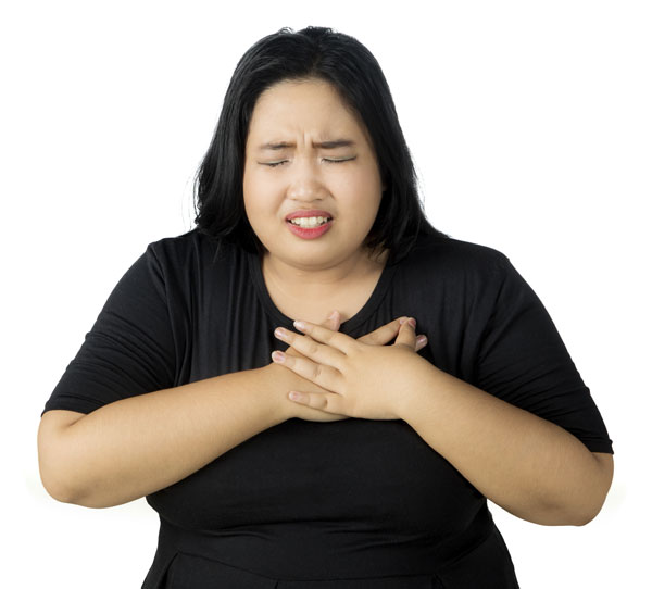 asthma with obesity