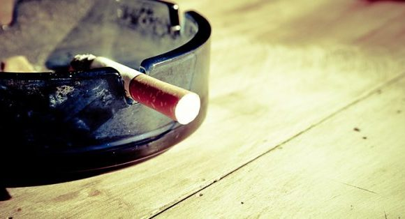 cigarette causes obesity