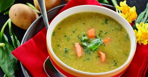 Soup before meal is a good weight loss option without hitting the gym