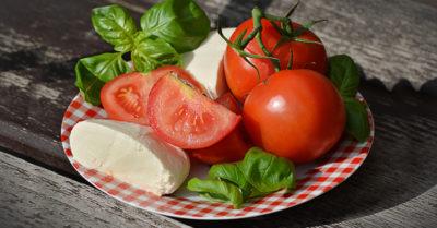 diet with salad