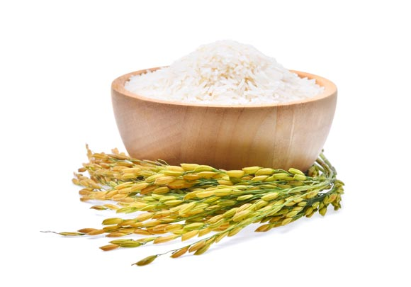 foods to avoid with PCOS - white rice