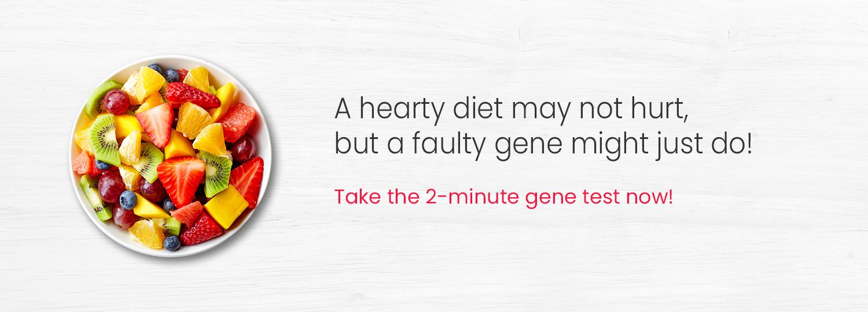 Nutrigenomics - Cardiac FIT test