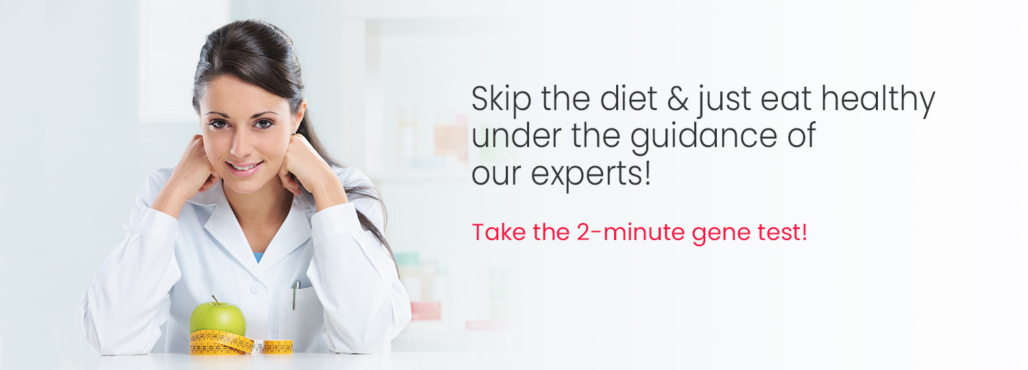 Nutrigenomics -Expert Counselling