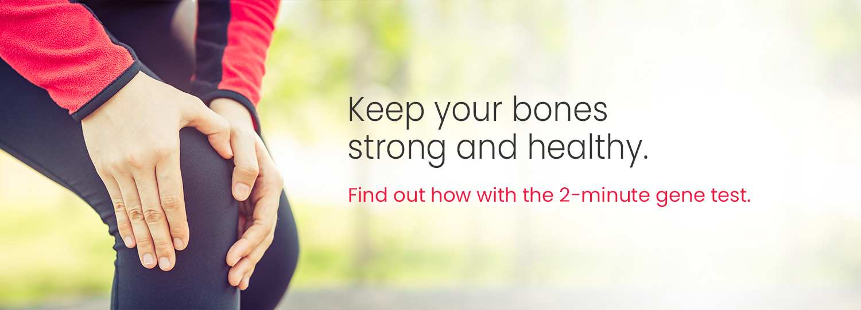 Nutrigenomics Bone Health Test