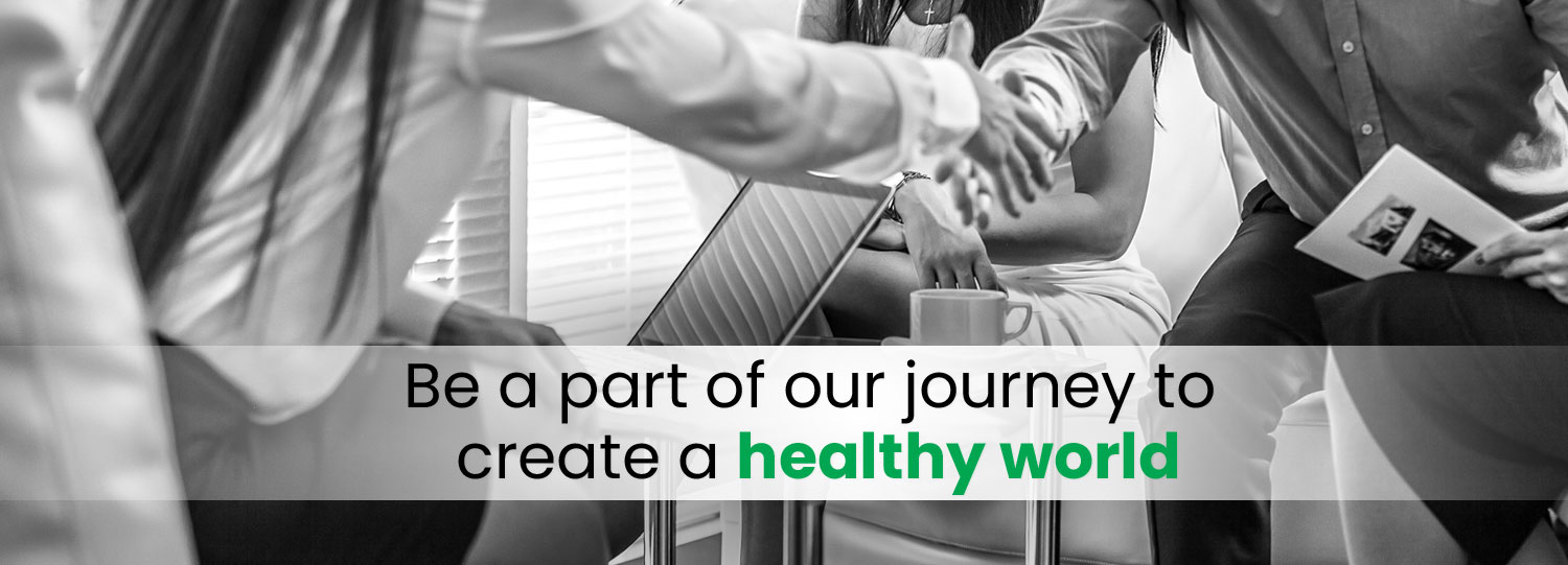 Health Total Career - Journey to Create a Healthy World