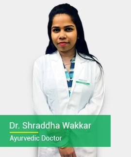 Dr Shraddha Wakkar