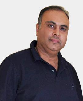 Health Plans Management Team - Saurabh Mukerjee