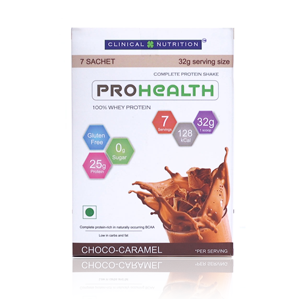 Whey Protein Shake Choco-Caramel