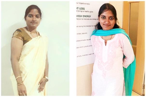 Weight Loss Plan with thyroid - Deepa Puranik Success Stories
