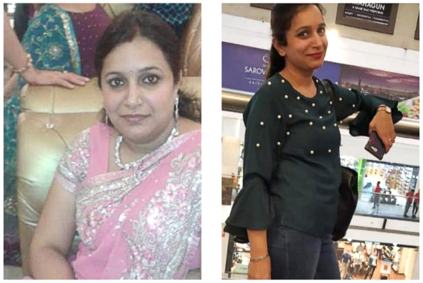Weight Loss Plan with Thyroid - Garima Bhatia Success Stories