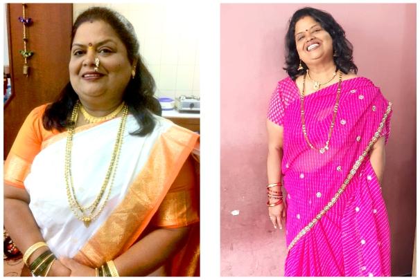 Diabetes Management Weight Loss- Nita Bhingarde Success Stories