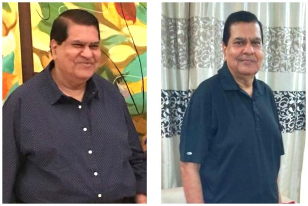 weight Loss Plan - Vivek Varma Success Stories