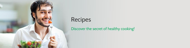 Health Plan - Healthy recipes