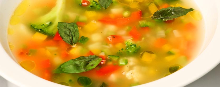 mix-veg-soup