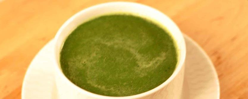 palak-soup